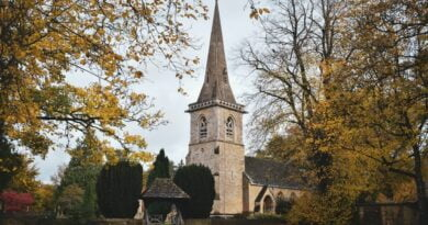 Travel to Hidden Villages Of West England